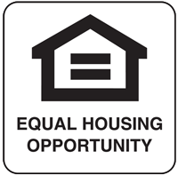 Equal Housing Opportunity Logo Property Management East Bay - Fremont, CA