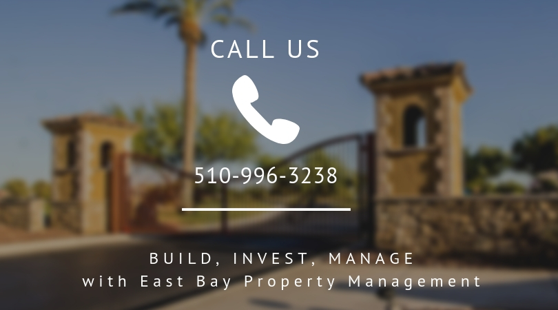 Property Management East Bay California