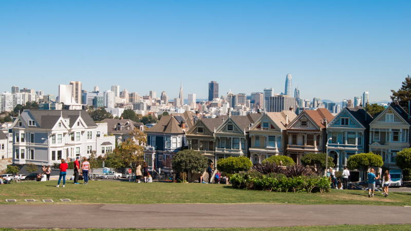 best places to live near oakland ca